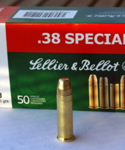 sellier and bellot .38special