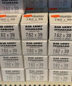 red army standard 7.62x39mm