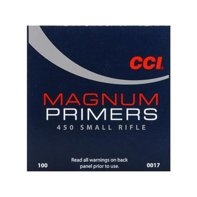 Buy CCI Small Magnum Rifle Primers online